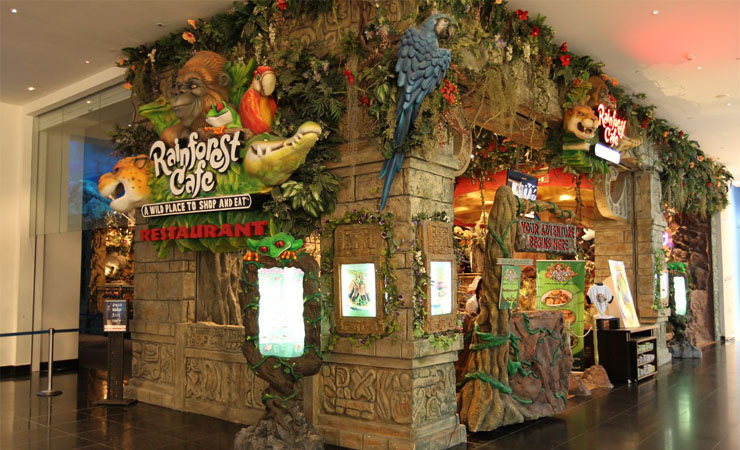 The Rainforest Café