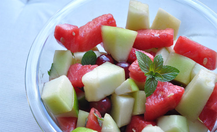 Mix Fruits Salad
