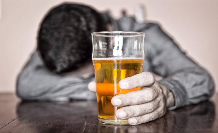 Reduce intake of Alcohol