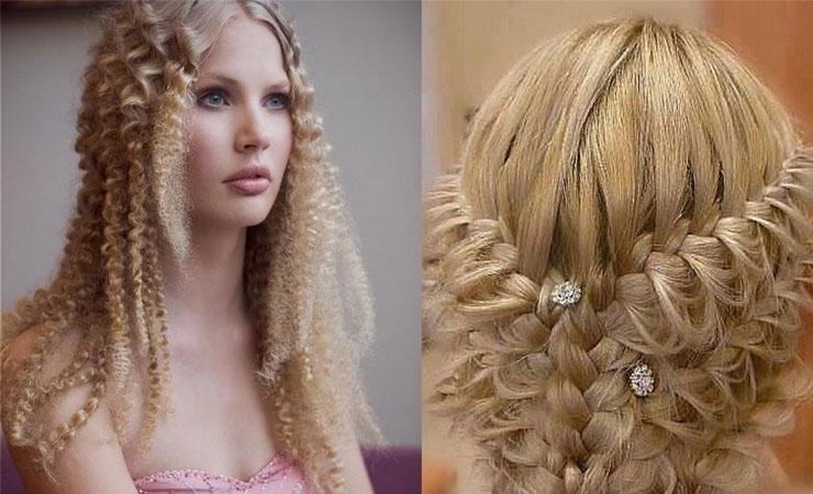 Cornrows Goddess Hairstyle