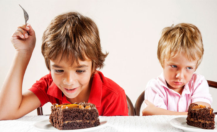 Favoritism may create negative tendencies in kids